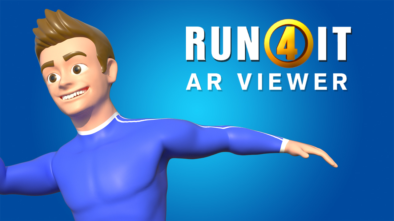 Run4it AR Viewer Demo