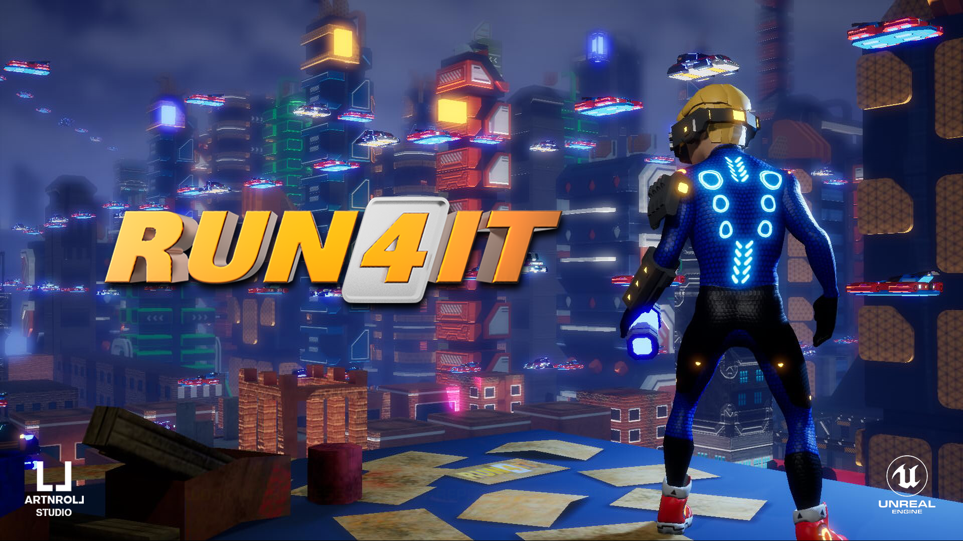 Run4it in development